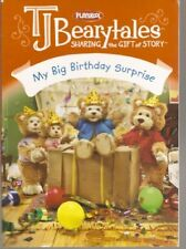 B0032IO0YO TJ Bearytales - My Big Birthday Surprise