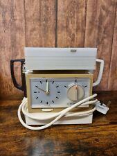 Goblin Teasmade Model Alarm Clock Vintage 1970's. Full working order