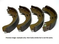 Rear Brake Shoes Kit for RENAULT CLIO IV 0.9 TCe 90 1.2 16V 120 1.5 dCi 75