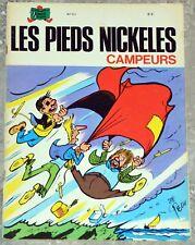 Les Pieds Nickelés au pays campeurs (n°63) 1982