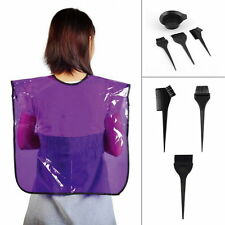 4pcs Salon Hair Dye Set Kit Hair Color Brush Comb Mixing Bowl Tint Tool RJ