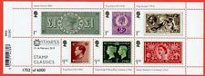 2019 Stamp Classics minisheet OVERPRINTED Stampex Spring 2019