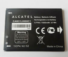 Replacement CAB31L0000C1 Battery Alcatel i808 A890 A968 A988 1 Year Warranty