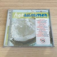 Vari_Hot Summer 10 Dance '80_CD Album Compilation_TV sorrisi Centouno_Sigillato