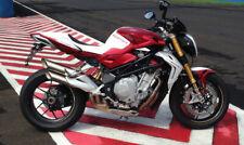 Motocicleta 22/mm Palanca protectores 13537900/Lever Guard para MV AGUSTA BRUTALE 910/920/990/989/1078