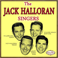 THE JACK HALLORAN SINGERS CD Vintage Vocal Jazz / Camptown Races , Nelly Bly