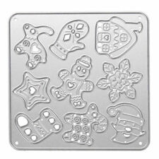 Christmas Metal Cutting Dies Stencil Scrapbooking Card Paper Embossing Craft DIY