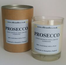 Prosecco Candle from Ellie & Bea's Vineyard