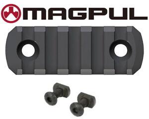 Magpul M-LOK 5 Slot Polymer Rail Section Picatinny Mount MAG590 MLOK