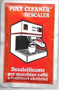 1 Busta Decalcificante UNIVERSALE Specifico Macchine Caffè Lavazza e Didiesse