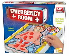 Kids Family Emergency Room 'Operation' Board Game Educational Play Set