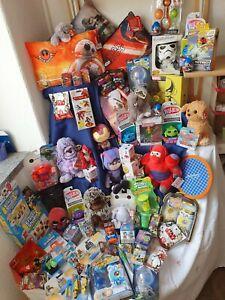 Spielzeug JUNGE Sonderposten Lizenzware Überraschung, Jungenspielzeug, Paket NEU