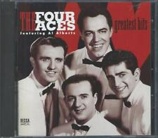 CD: The FOUR ACES (featuring Al Alberts) - Greatest Hits