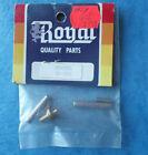 VINTAGE ROYAL 54 RARE HARDWARE SET PIVOT PD0054 80-268 RIPPER THUNDER TIGER NIP