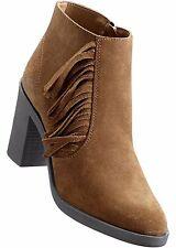 Stiefel und Stiefeletten in Naturfarbe für Damen günstig
