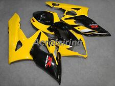 Dipinto Carenatura Carrozzeria Corpo Set AV per Suzuki GSXR 1000 K5 2005 2006
