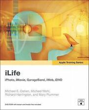 ILife '09: iPhoto, iMovie, GarageBand, iWeb, iDVD [With DVD ROM] von Mary Plummer, Michael Wohl und Richard Harrington (2009, Taschenbuch)