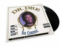 #L324 The Chronic [PA] [LP] by Dr. Dre (Vinyl, May-2001, Death Row USA)
