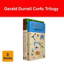 Gerald Durrell 3 Books Collection Set The Corfu Trilogy Penguin Essentials Birds