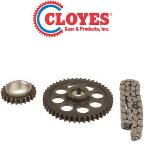 For Dodge B150 D150 Timing Chain Kit Includes Chain & Sprockets Cloyes 83507095