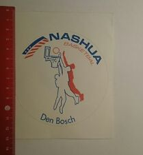 Pegatina/sticker: nashua baloncesto den bosch (30121688)