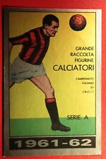 FIGURINA PANINI CALCIATORI 1985/86 1985 1986 N. 297 ALBUM 1961-62 NEW!!