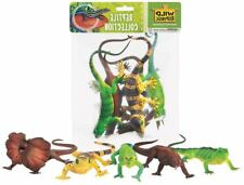 Polybag Reptile Collection of Figures Kids Toy Pretend Project