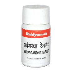 Baidyanath Herbal Sarp Gandha Tablets - 50 Tabs