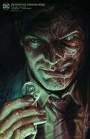 2020 DC Detective Comics #1022 Cover B Lee Bermejo Card Stock Variant