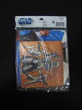 New! STAR WARS The Clone Wars 4 TREAT BOXES Party Express from Hallmark 2008 NIP