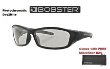 Bobster Mens Guys Sunglasses HOOLIGAN Day 2 Nite Night Photochromatic Riding