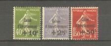 "FRANCE STAMP TIMBRE N° 275/77 "" CAISSE AMORTISSEMENT 5e SERIE 1931"" NEUFS xx TTB"