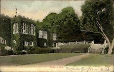 Bakewell Derbyshire England 1915 Haddon Hall Country House Schloss Palast Park