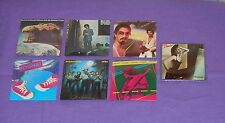 vintage CHU-BOPS lot x7 sealed bubble gum records Billy Joel Pat Benatar Kinks