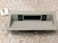 VOLKSWAGEN VW T5 Multivan Facelift Calentador de pantalla y panel de control 7E5919037G LHD