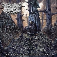 """ABHORRENT DEFORMITY """"Entity of Malevolence"""" death metal CD"""