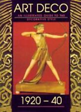 Art Deco: An Illustrated Guide,Nicholas Law, Josephine Bacon, Lorraine Harrison