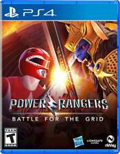 Power Rangers: Battle for the Grid Ranger Edition - PlayStation 4