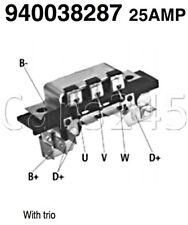 Alternator Diode Bridge Rectifier AUDI VOLKSWAGEN VW 940038287010 940038287