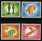 Papua New Guinea   1976   Scott # 429-432    Mint Never Hinged Set
