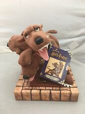 "NOS Harry Potter: ""Fluffy""  DOG Room Decoration HALLMARK on Trapdoor 2000 (new)"