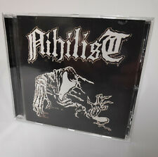 NIHILIST - 1987-1989 - CD - DEATH METAL pre Entombed Dismember Carnage Grave