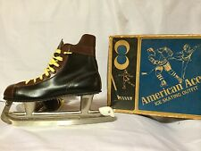 Vintage American Ices Ice Skating Outfit Size 4 With Original Box New
