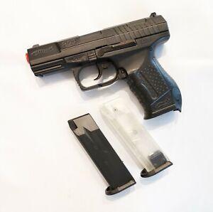 Softairpistole Walther P99, Nachbildung, Energie unter 0,5 Joule, Federdruck