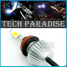 Kit HID LED COB NO CanBus Anti Erreur H1 30W Pure White 6000K Xenon 12V Moto