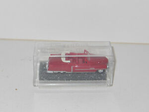 HO REVELL PRALINE 1954 Cadillac Convertible RED unopened