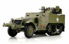Torro 1/16 RC M16 Multiple Gun Carriage Quadmount Halftrack with 2 Figures