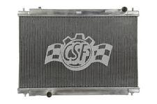 Radiator-1 Row All Aluminum CSF 3514 fits 09-11 Nissan GT-R