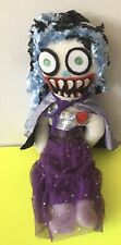 "Zombie Handmade Rag Doll Ooak ""Jade"" Creepy And Cute"