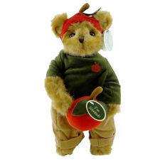 Bearington Bears | Adam Apple Bear *Brand New* Scented So Cute 179907 14 Inches